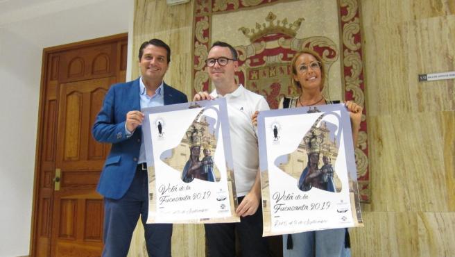 Presentación de la Velá de la Fuensanta con el chef Paco Morales