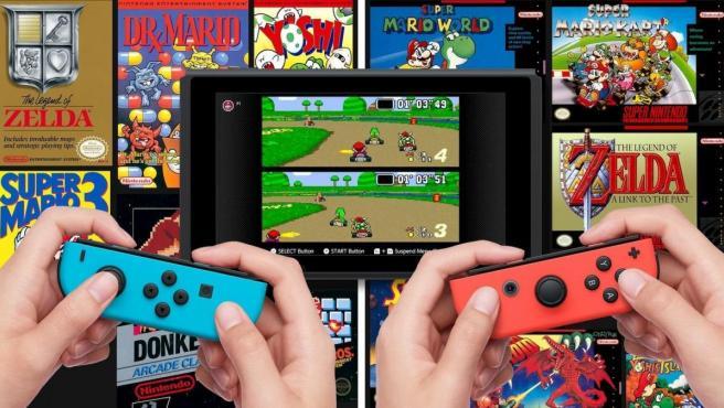 Ya es posible disfrutar los juegos de SNES en Nintendo Switch Online.