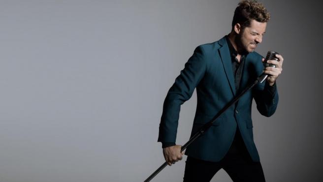 David Bisbal, en una imagen promocional de 'La Voz Kids'.