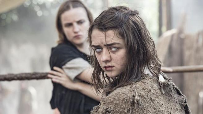 'Juego de tronos': Arya Stark es la niña abandonada (o eso dice una teoría fan)