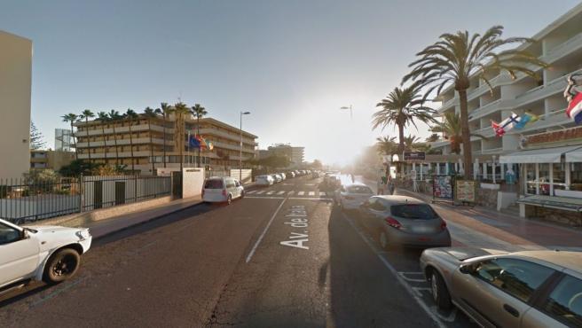 Imagen de archivo de la avenida de Italia, donde se ha producido el atropello.