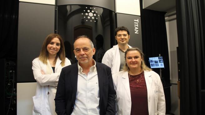 Investigadores de Universidad de Zaragoza, liderado por Jesús Santamaría, arrollan herramienta para luchar contra el cáncer