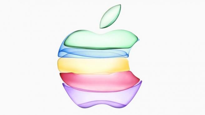 Logo del Apple Keynote de septiembre de 2019.