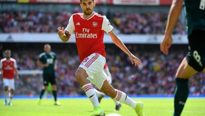 La llegada de Dani Ceballos ha sido gratis, ya que está cedido por el Real Madrid, pero la plantilla del Arsenal es de las más caras de Europa: 498 millones.