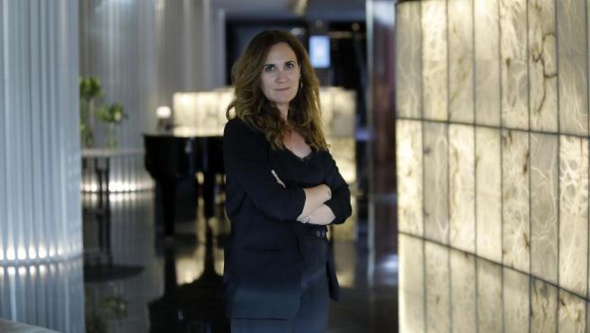 Estrella Galán, directora general de la Comisión Española de Ayuda al Refugiado (CEAR).