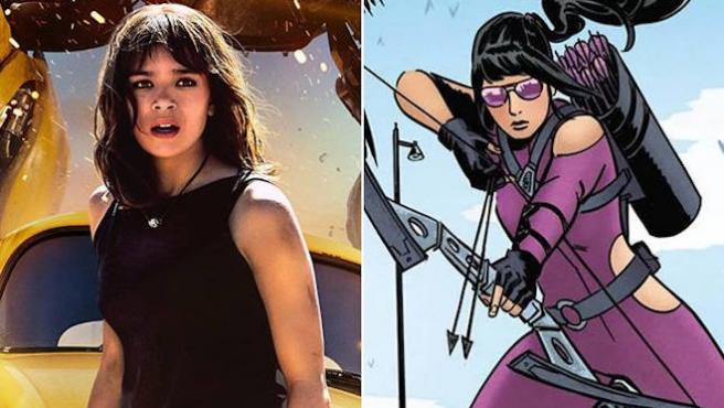 Hailee Steinfeld, ¿la nueva Ojo de Halcón de Marvel?