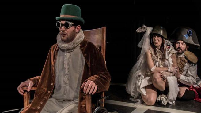 'Tullidos', De Tarambana Producciones Participará En La XVII Muestra Internacional De Danza Y Teatro Contemporáneo De La Sensación De Ciudad Real.