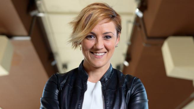 Cristina Pardo, presentadora de 'Liarla Pardo'.