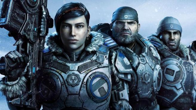 Kait Diaz es la primera mujer protagonista de la saga 'Gears of War'.
