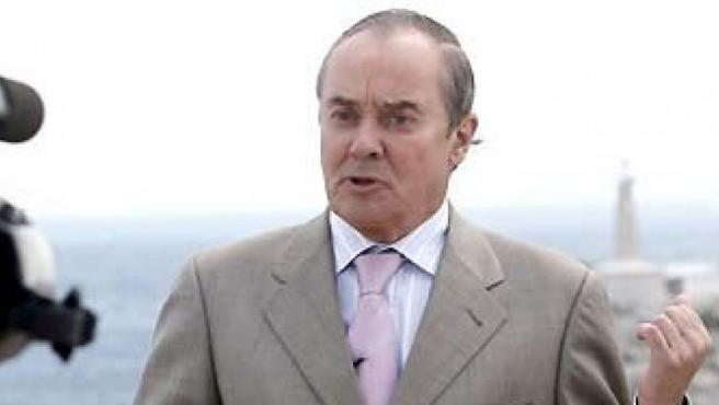El popular ex meteorólogo de TVE José Antonio Maldonado.