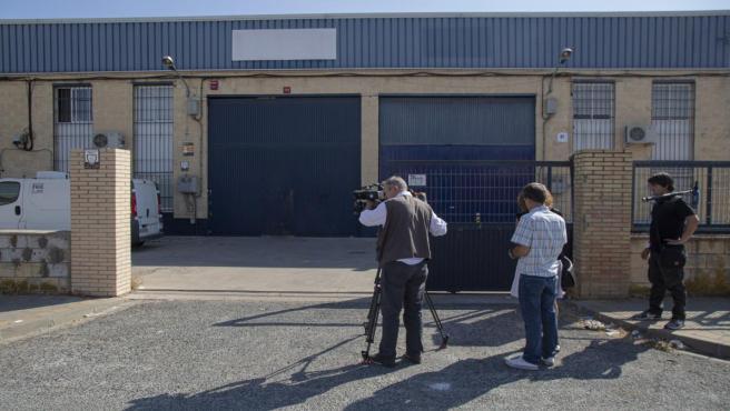 Instalaciones de Magrudis en el Polígono Industrial El Pino en Sevilla.