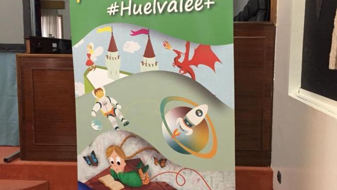 [Grupohuelva] Nota Y Fotos Sobre La Campaña '#Huelvalee+' De Fomento De La Lectura