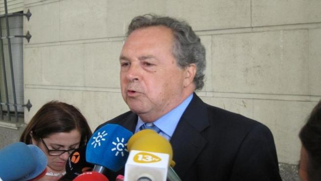El expresidente de Invercaria Tomás Pérez-Sauquillo