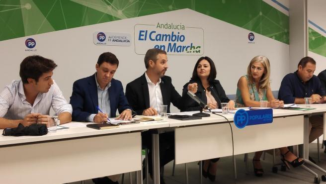 PP reclama 'un paso adelante' para mejorar el sistema de financiación local