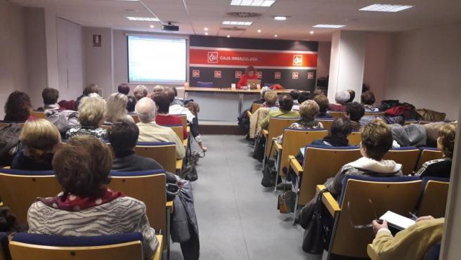 Fundación Caja Inmaculada organiza en Huesca nuevos cursos para adultos.