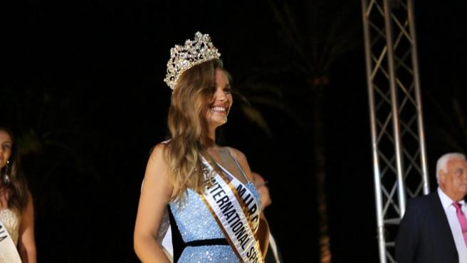 Claudia Cruz representará a España en Miss International 2019.