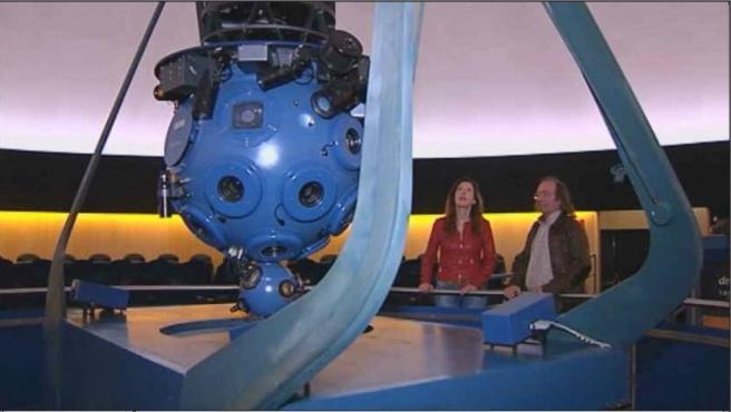 El Planetario de Pamplona en el programa 'Lab24'