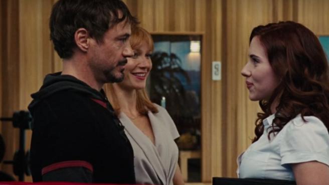 Robert Downey Jr. podría hacer un cameo en la película de 'Viuda Negra'