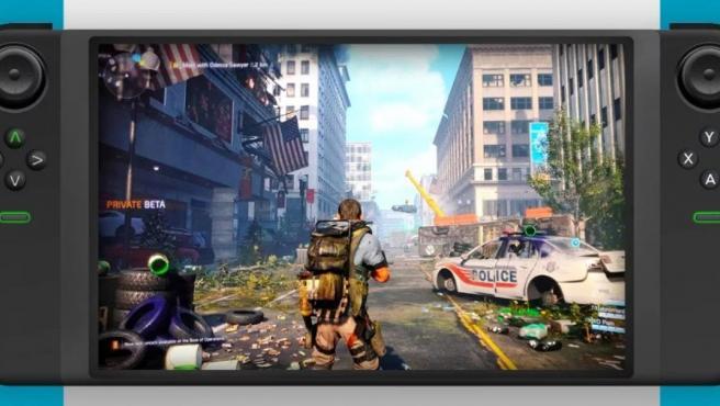 Razer ha patentado una 'tablet' con controles desmontables... como la Switch.