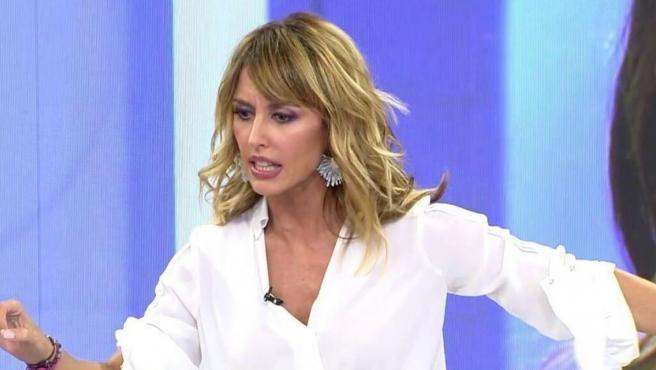Emma García, en 'Viva la vida'.