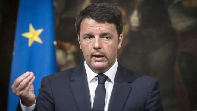 <p>El exprimer ministro italiano Matteo Renzi, en una imagen de archivo.</p>