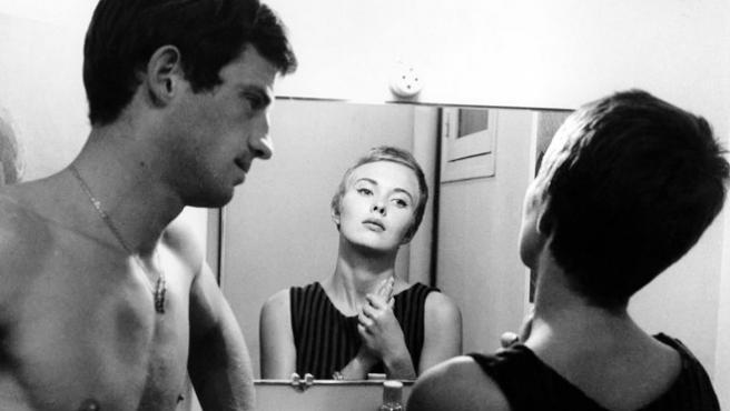 Ha fallecido Raoul Coutard, el director de fotografía de la Nouvelle Vague