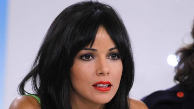 Raquel del Rosario, cantante del grupo El sueño de Morfeo, en una imagen de archivo.