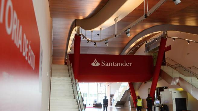 Ciudad De Banco Santander.