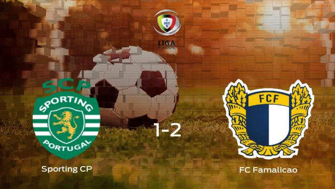El FC Famalicao se lleva tres puntos a casa tras derrotar 1-2 al Sporting CP