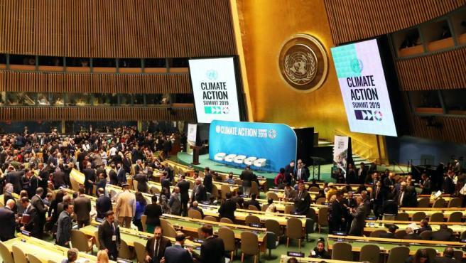Cumbre del Clima en la ONU