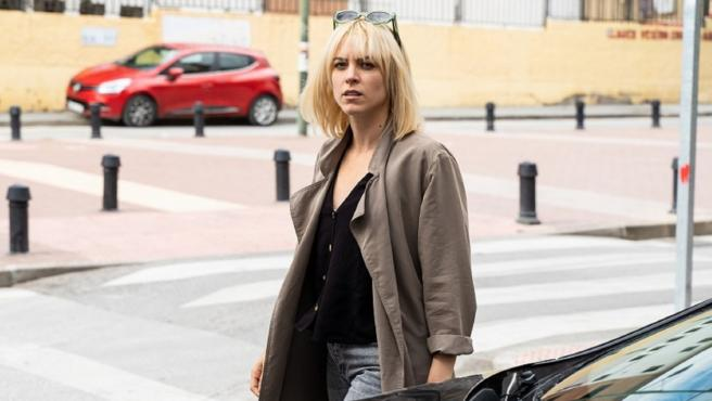 Maggie Civantos en 'Malaka'.