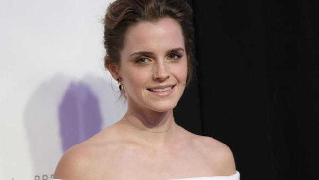 La actriz, que interpretó el papel de Hermione en las películas de Harry Potter desde muy joven, estudiaba con un tutor en el set de rodaje. Era la mejor manera de seguir avanzando en su educación dado que no podía acudir a clase.