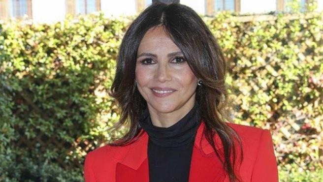 La actriz Goya Toledo, en octubre de 2018.