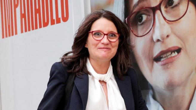 Mónica Oltra, coportavoz de Compromís.