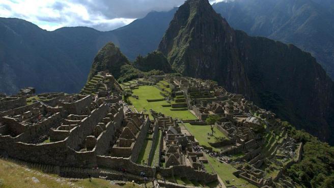 La ciudadela arqueológica de Machu Picchu, en Perú.