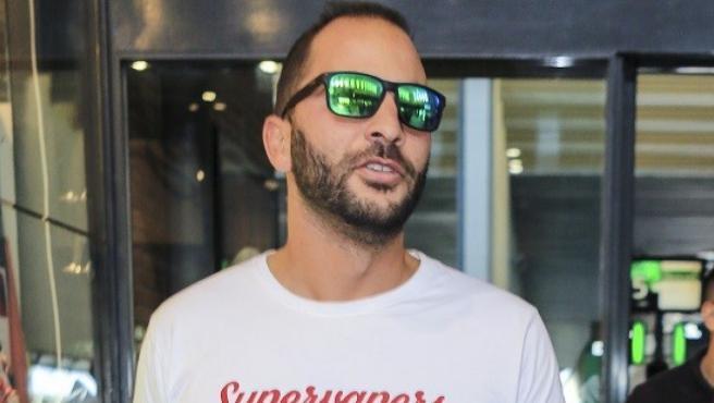 El exconcursante de 'GH DÚO', Antonio Tejado.