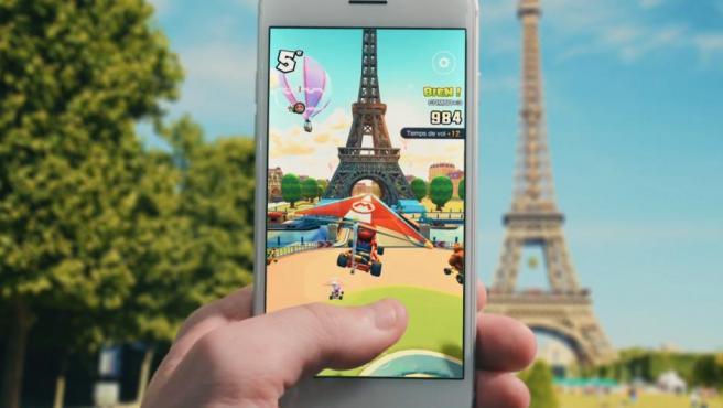 'Mario Kart Tour' llega a los móviles.