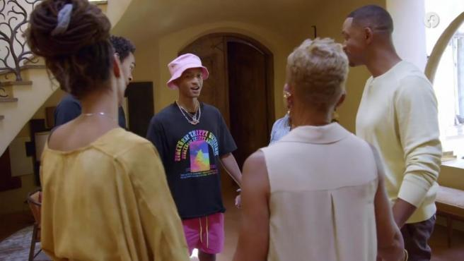 La familia de Will Smith organiza una intervención a Jaden para que deje su dieta vegana.