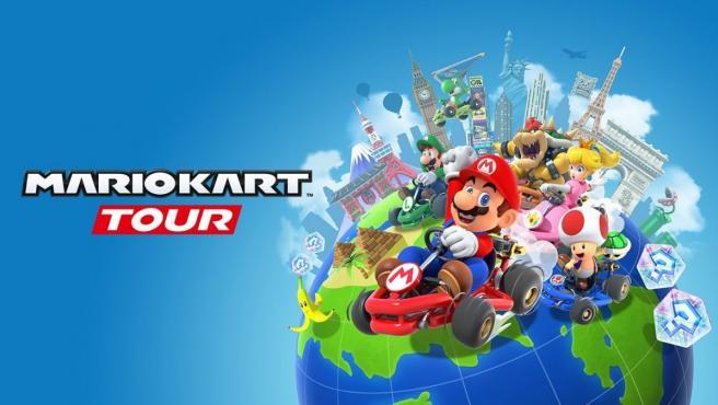 'Mario Kart Tour' es el nuevo juego de Nintendo para móviles.