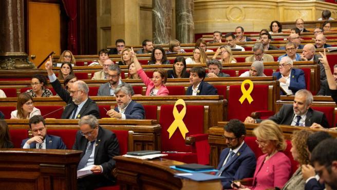 Segunda jornada del Debate de Política General en el Parlament.