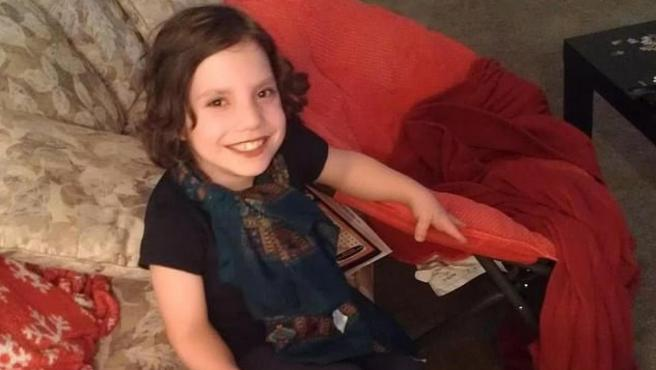 Natalia Grace, la hija adoptiva que resultó no ser menor de edad.