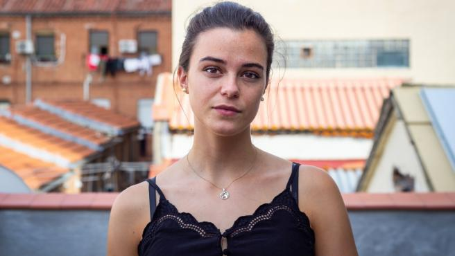 Patricia Ramos, de 19 años, comenzó su activismo a los 14 años en la organización Plan Internacional.