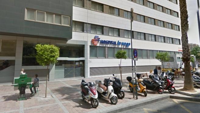 Hospital La Vega, en Murcia.