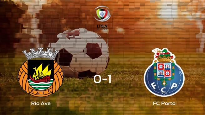 El Porto vence 0-1 en el estadio del Rio Ave