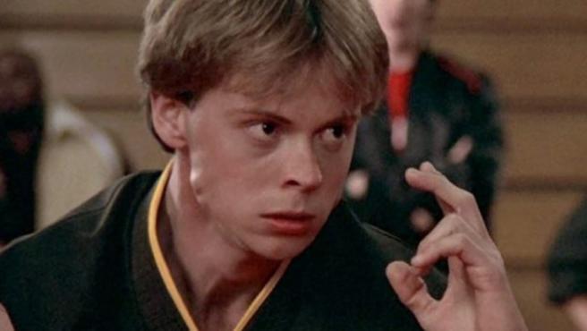 Muere Rob Garrison ('Karate Kid') a los 59 años