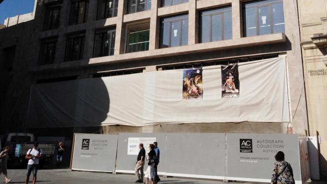 La Construcción De 15 Nuevos Hoteles Dispara La Oferta En Sevilla