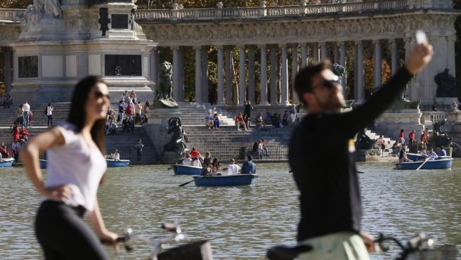 Octubre llega a España con 'Veranillo'.