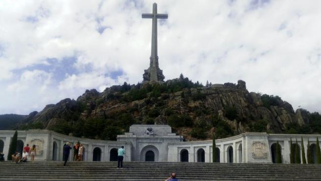 Basílica del Valle de los Caídos en San Lorenzo de El Escorial (Madrid).
