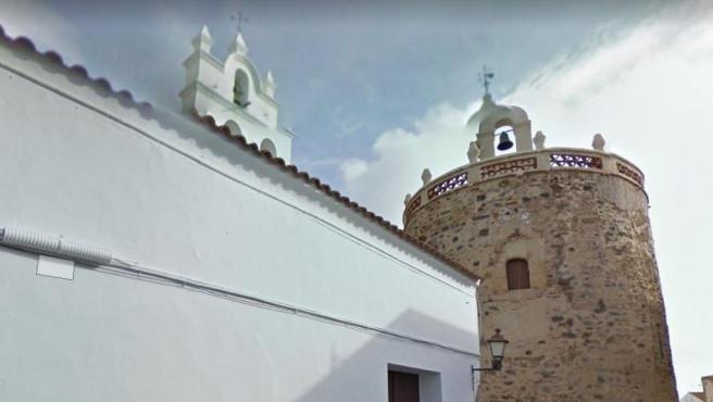 Ayuntamiento de Zahínos.