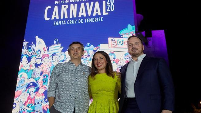 Resultado de imagen de carnaval tenerife patricia hernández